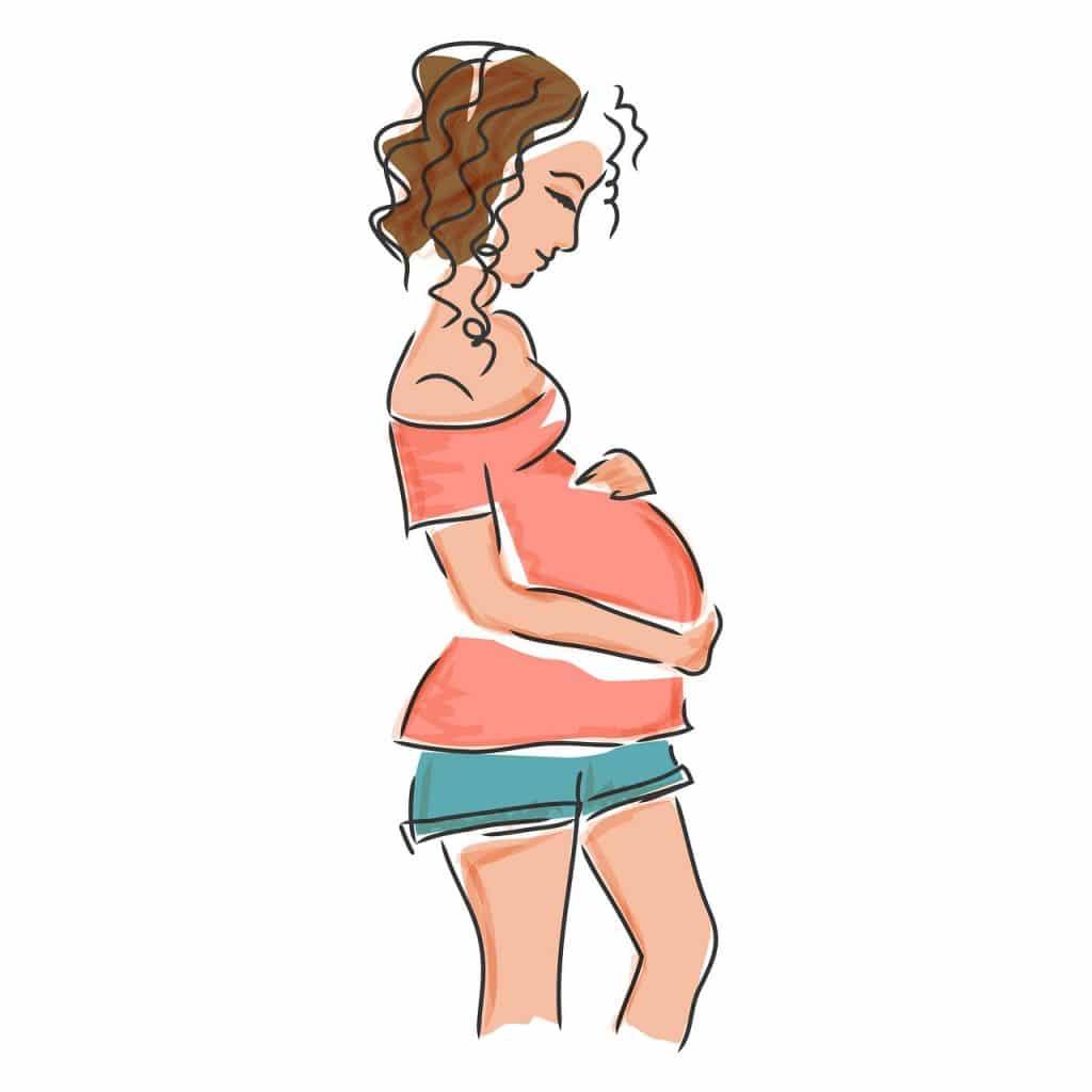 17 semaines de grossesse