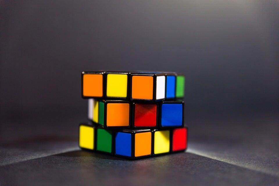 Comment faire un rubik's cube 3×3