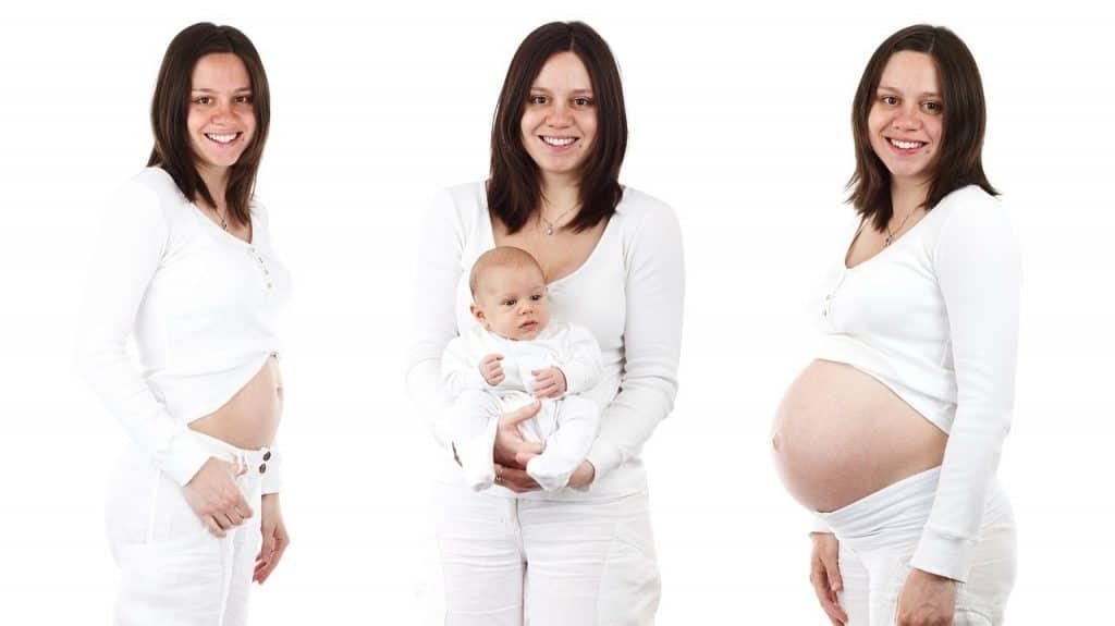 34 semaines de grossesse