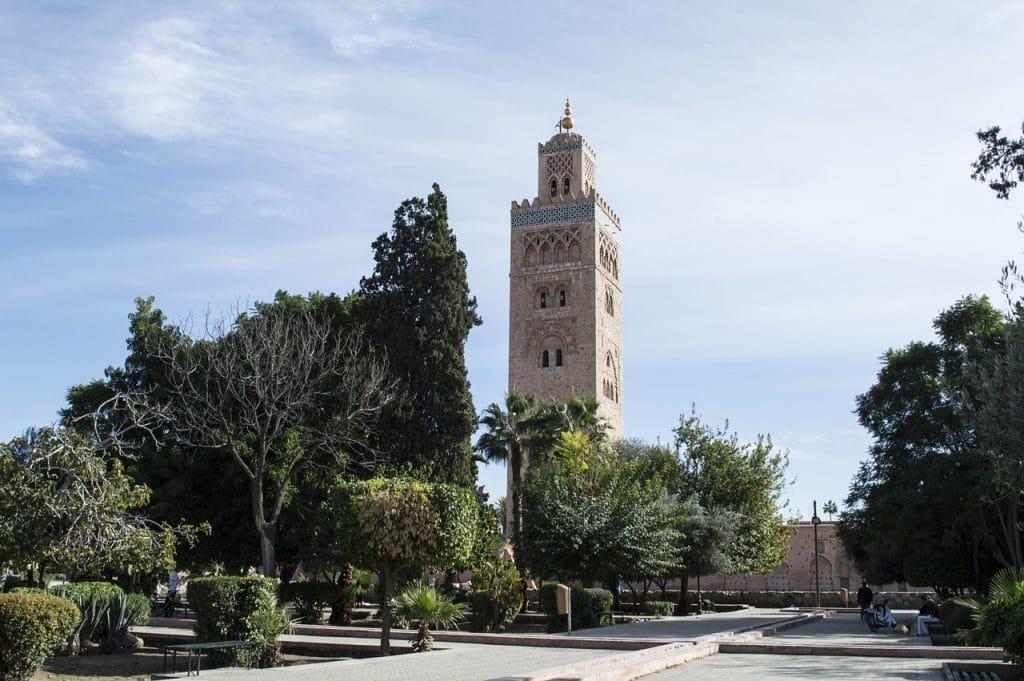 Marrakech voyage