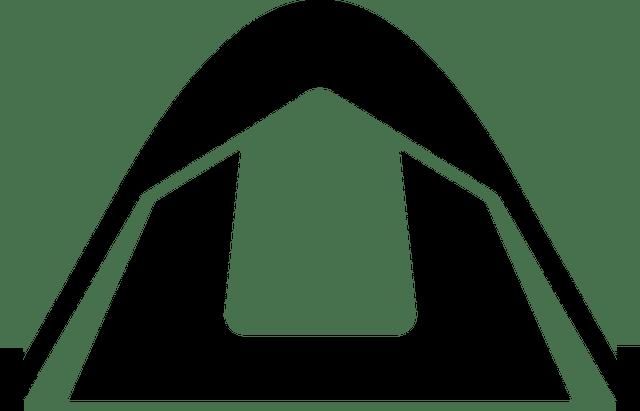 logements proposés par le camping