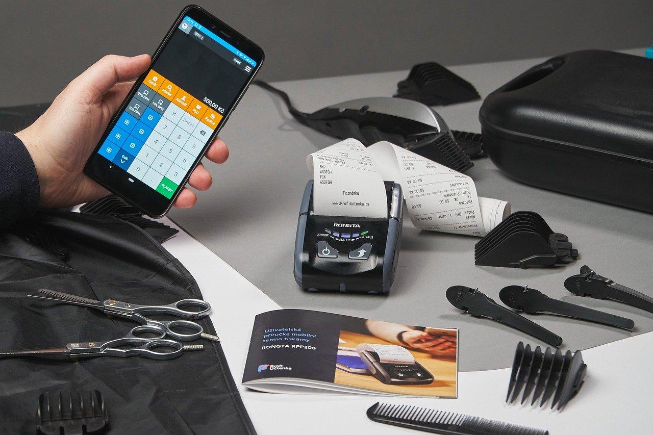 logiciel de caisse de coiffure