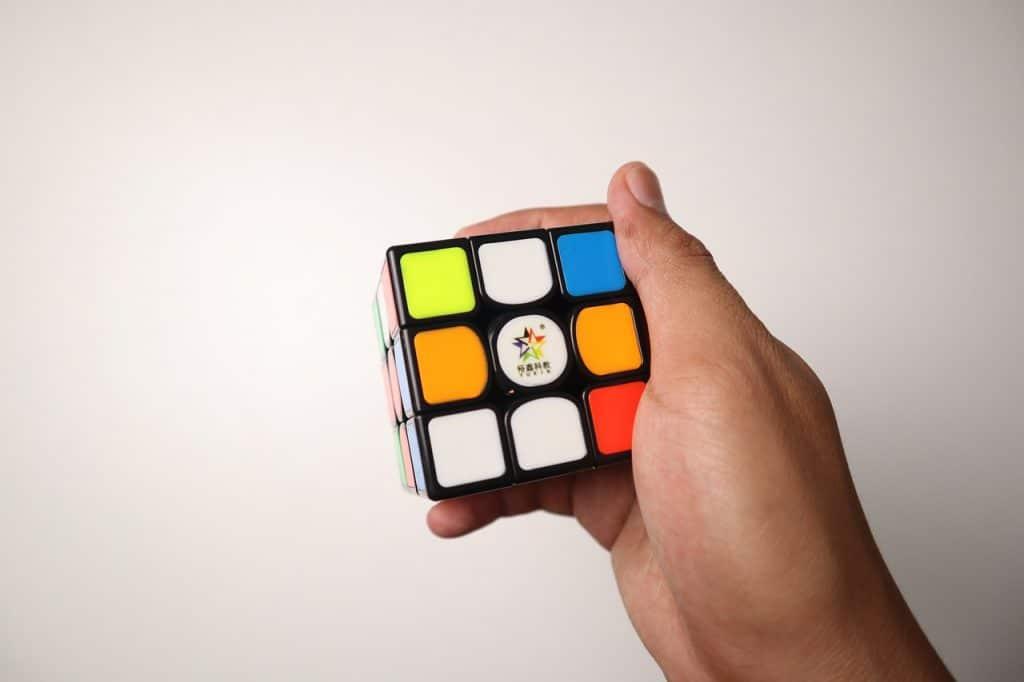 Rubiks Cube Rubiks Cube Cubing  - bahrulalamz / Pixabay